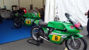 Une Paton au Classic TT
