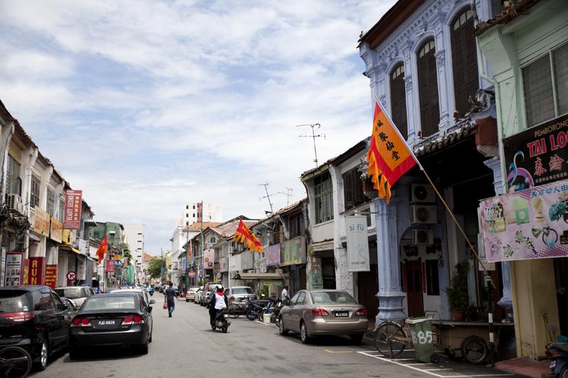 chinatown, Penang