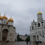 Cathédrales du Kremlin