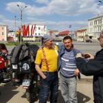 Première rencontre Russe