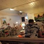 Restaurant en sous-sol