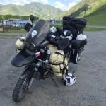 Moto couple tchèque