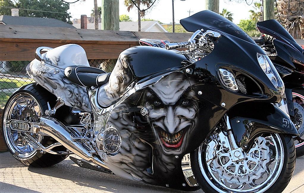 Joker-Hayabusa