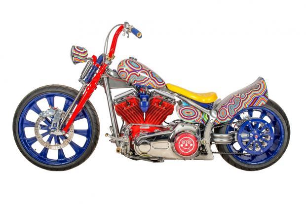Shovelhed La Chemise pour Harley fans dans de nombreuses couleurs